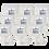 Thumbnail: INEOS Sanitiser Cartridge - 300ml (Asst. Pack Sizes)