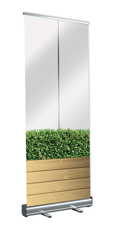 Pull-up Protection Screen (Pine/Hedge)