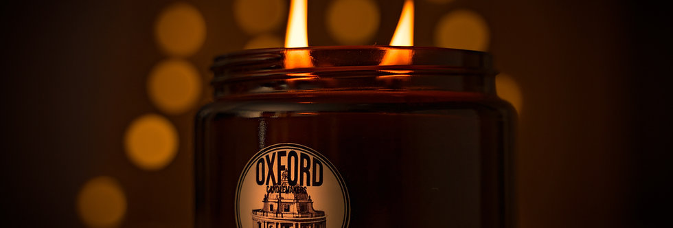 THE RADCLIFFE 500ML AMBER GLASS