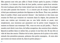 Story of the plate burried in the soil of Correze France