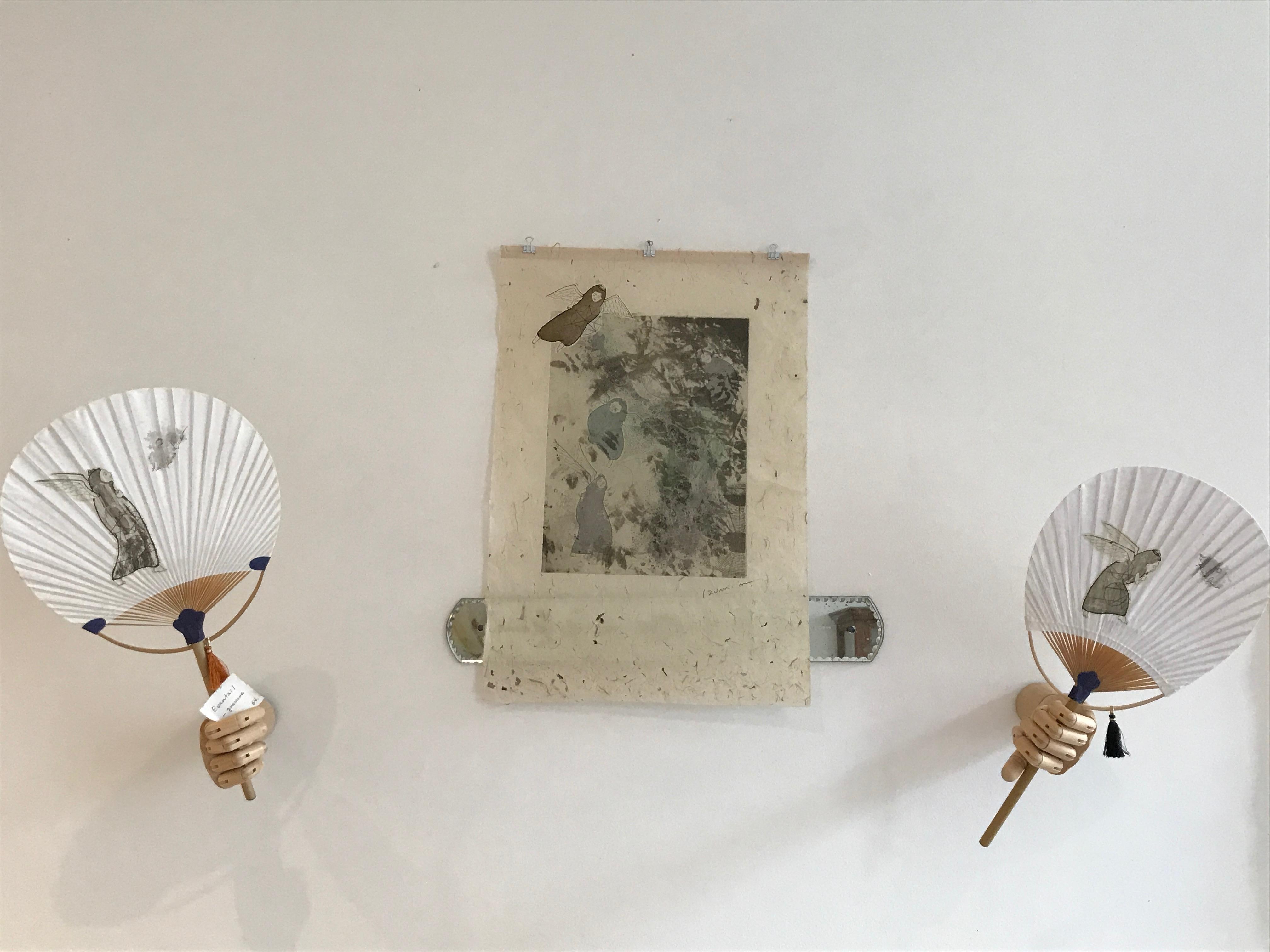 Eventails de la gravure