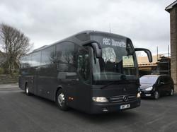 Mercedes DDA Coach