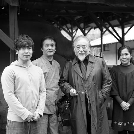 モノを創る人Vol.3〜第十五代亀井味楽(高取焼)さん〜