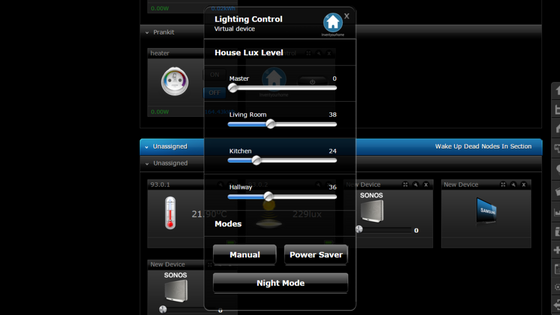 Lighting Control & Automation