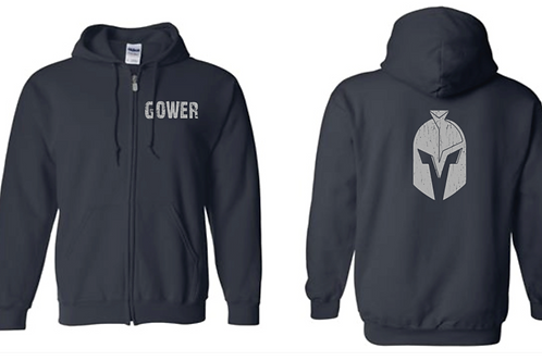 Gower Zip Sweatshirt Youth