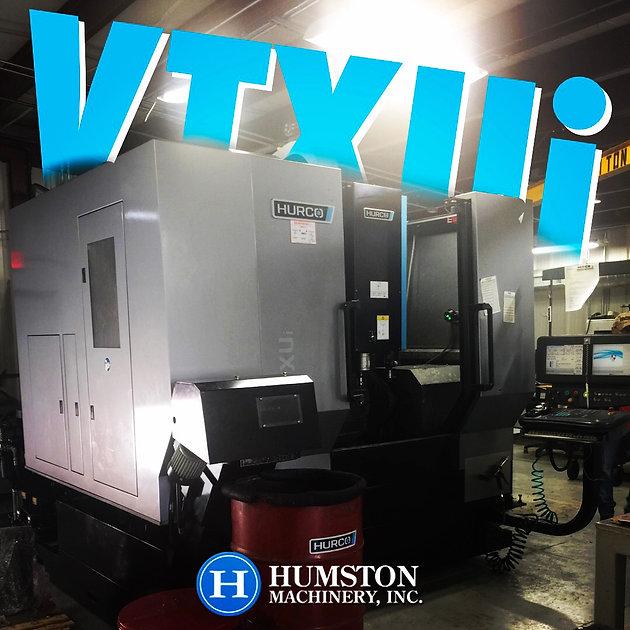 Hurco VTXUi | Hurco | Dorner | Machine Tool | Indiana