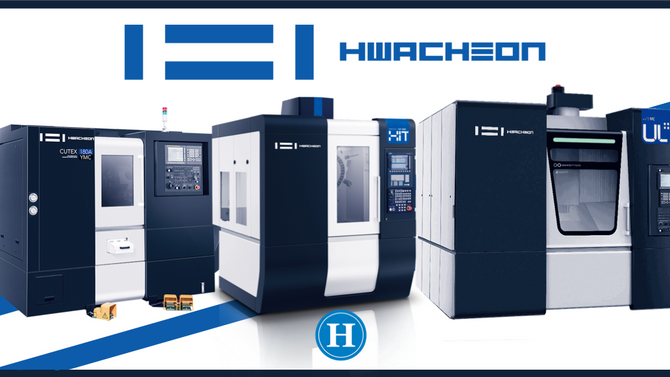 Hwacheon & Humston Machinery working together in Indiana