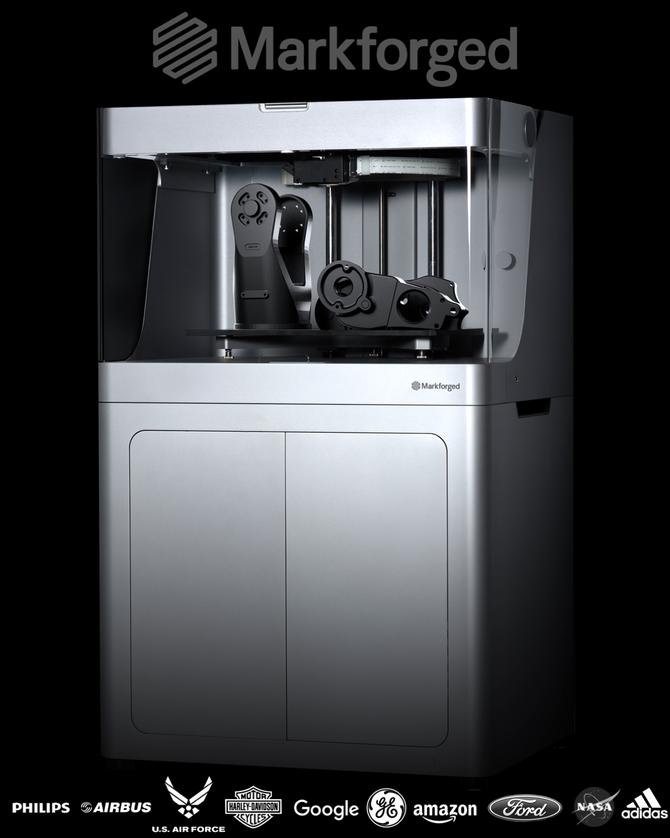 Markforged 3D Printer Distributor