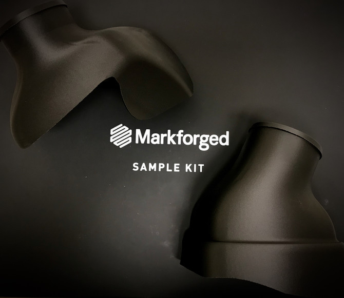 MarkforgedSample Parts