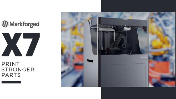 Markforged X7 3D Printer