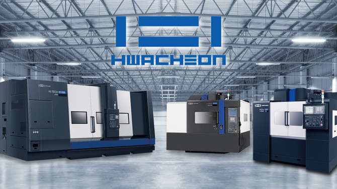 Hwacheon CNC Machines