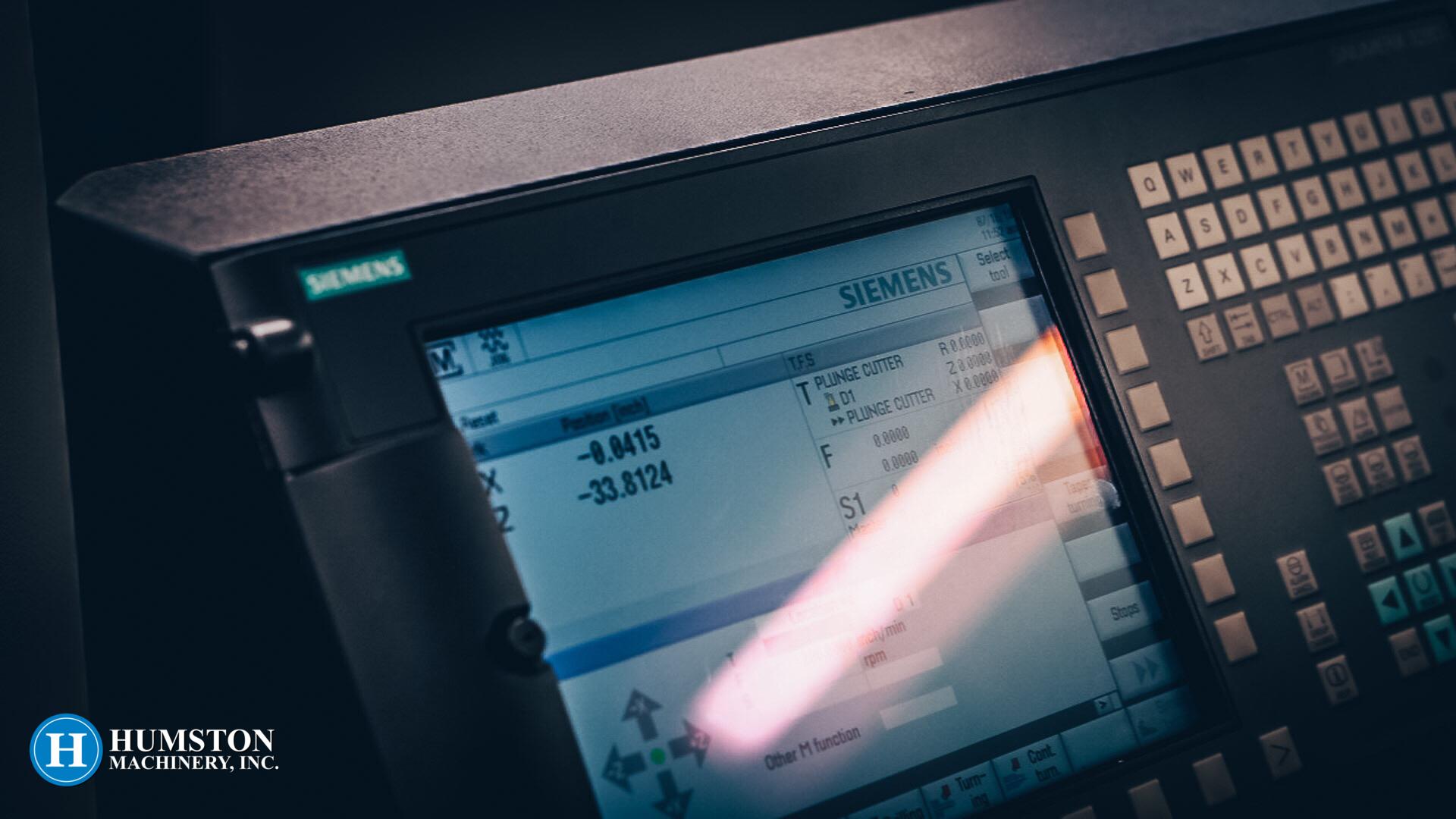Fryer / Siemens Control | Hurco | Dorner | Machine Tool