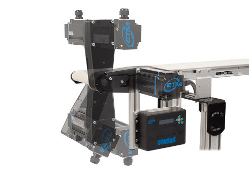Dorner's New Universal Drive Simplifies Motor and Mounting Package Options for 2200 Series Conveyors