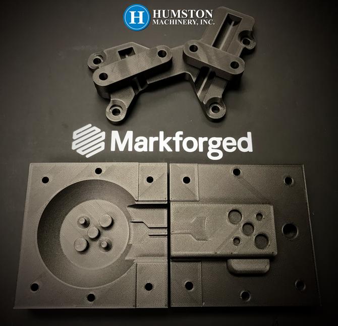 Markforged X7 Sample Parts