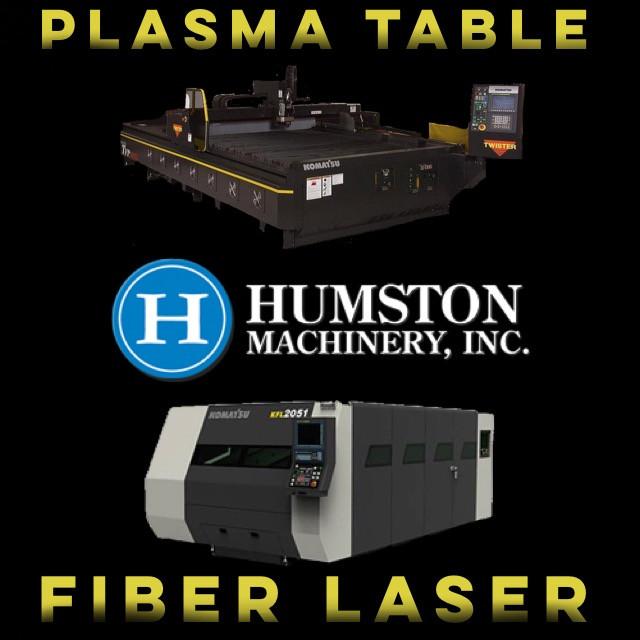 Komatsu Fiber Laser & Plasma