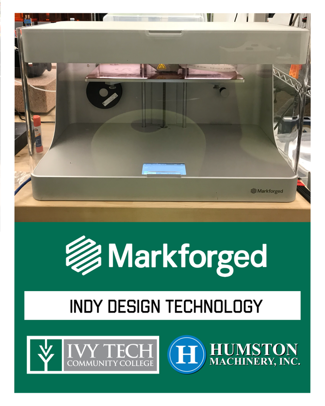 Ivy Tech Community College & Markforged