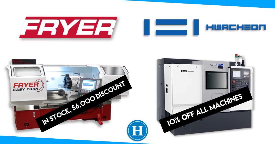 Equipment Specials | Humston Machinery Machine Sales & Hurco Service