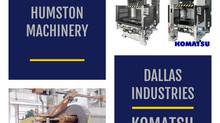 Komatsu Press & Dallas Industries