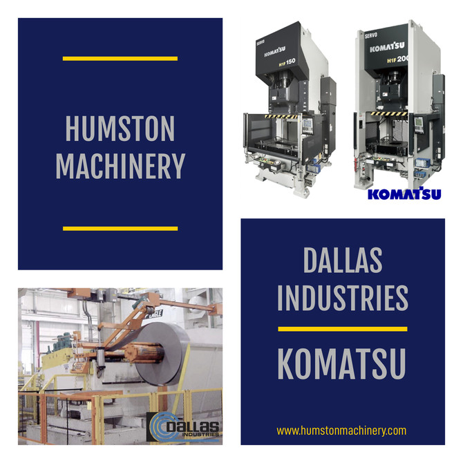 Komatsu Press & Dallas Industries