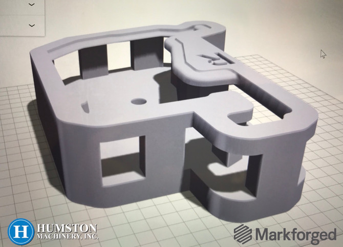 Markforged X7 Parts