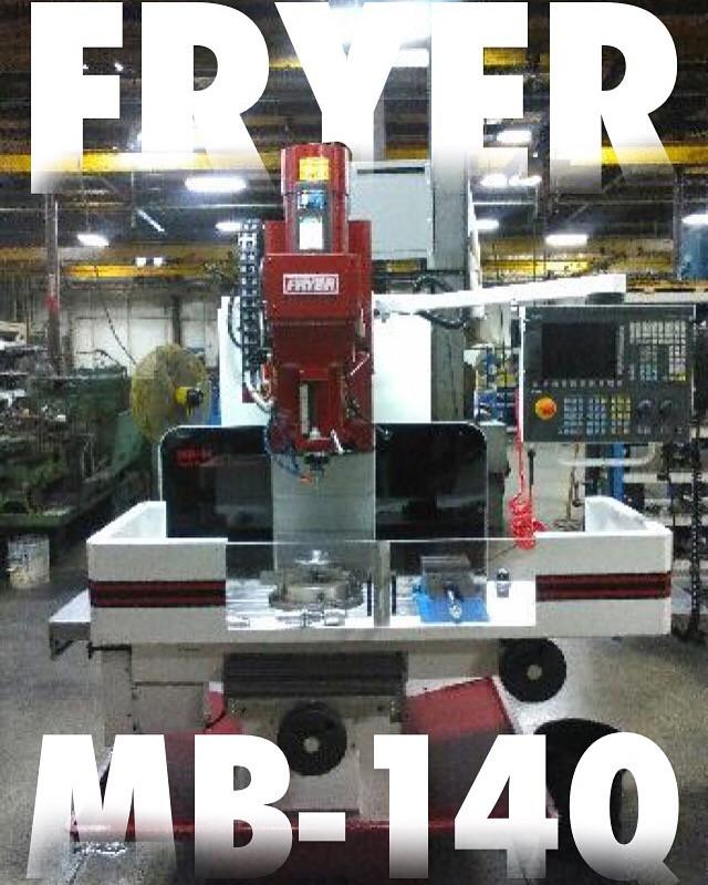 Fryer MB-14Q Install
