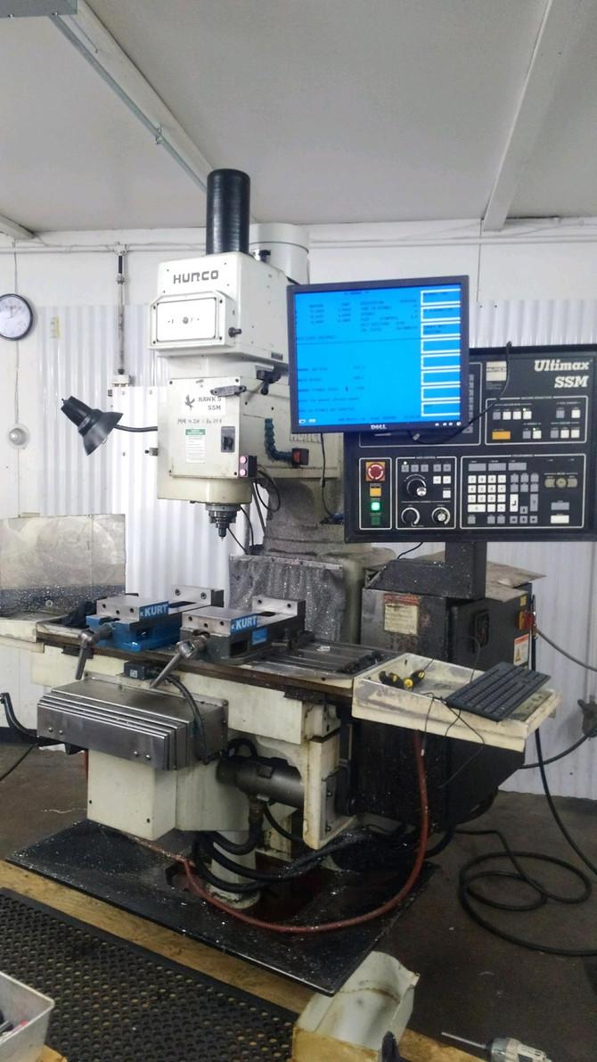 Humston Machinery - Hurco Service
