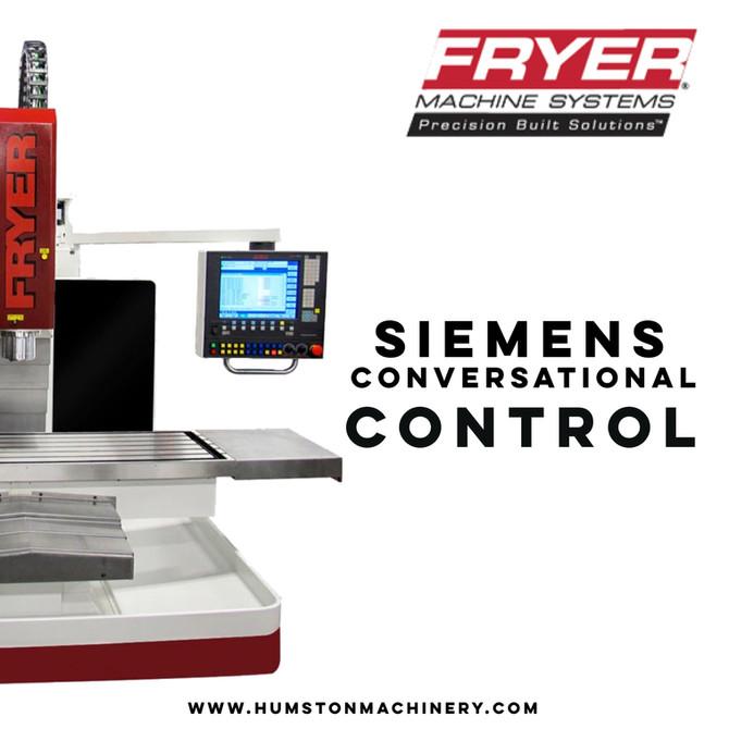 Fryer CNC Machines