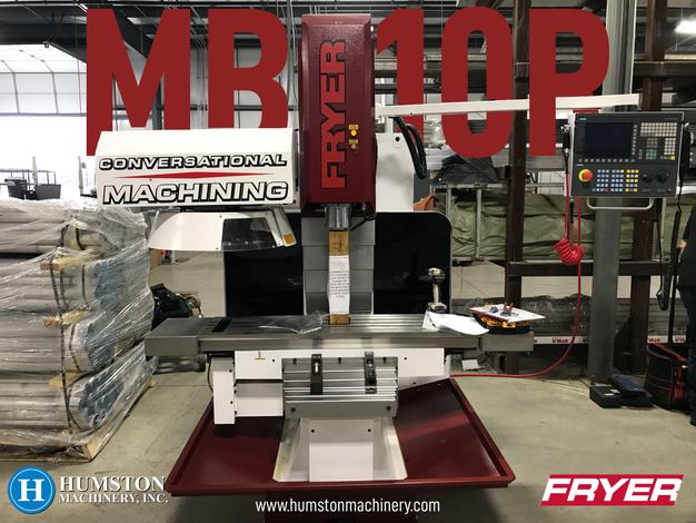 Fryer MB-10R Install - Humston Service | Hurco | Dorner