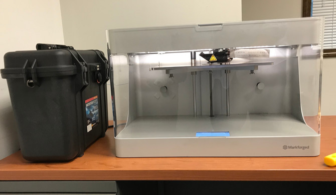 Markforged Mark Two Install