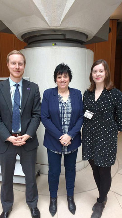 Meeting with 'Scope' charity