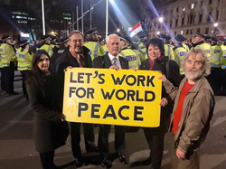 Let's Work for World Peace