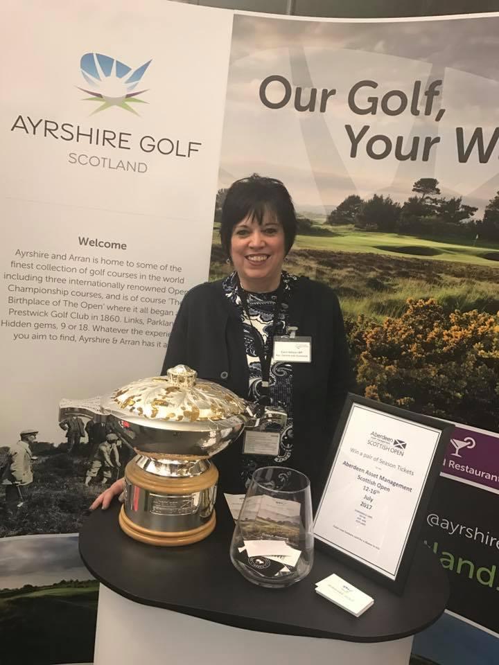 Promoting Ayrshire