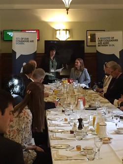 William Hill Breakfast Meeting