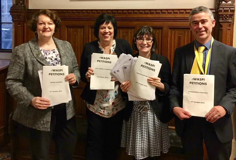 Ayrshire MPs