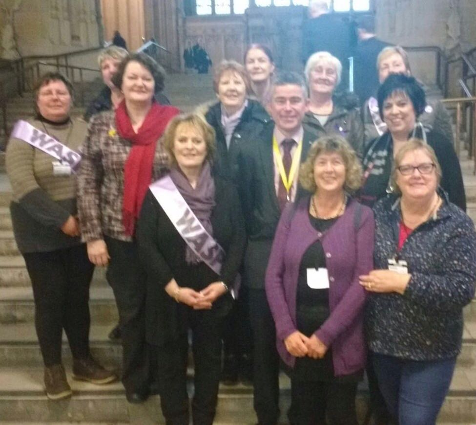 Ayrshire WASPI Women