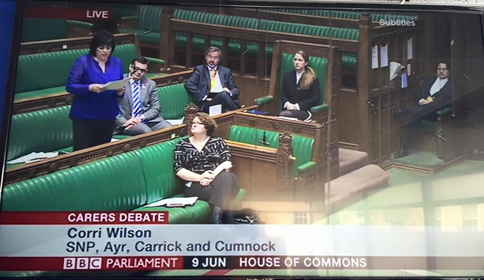 Carers Debate June 2016
