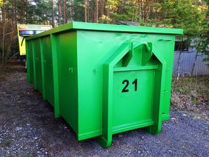 13 m3 konteiner