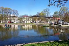 Tõstetöö-Kadrioru-pargis