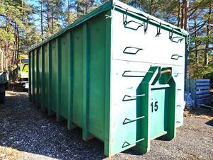 43 m3 konteiner