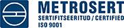 Metrosert_sertifitseeritud_ISO_9001_väik