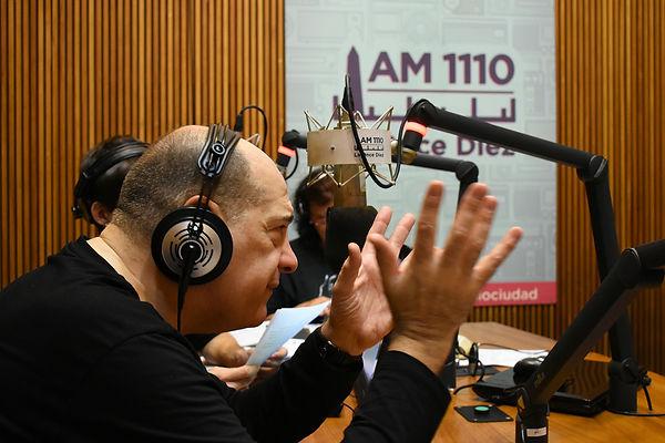 Marcelo Arce en Radio Ciudad