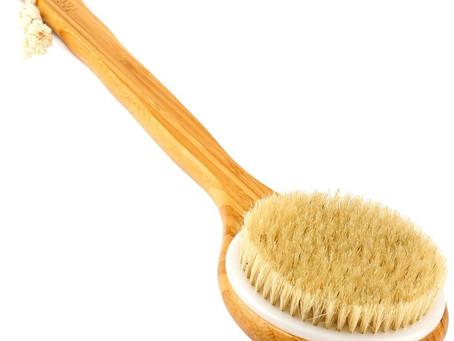H&S Long Handled Body Brush