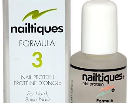 Nailtiques Nail Protein Formula Range