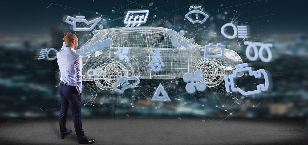 Serviceleistungen - Auto Schmidbauer