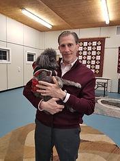 Pet injury case of Mr.T