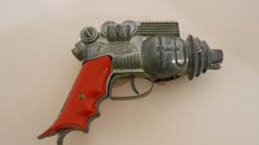 Atomic Disintegrator Cap Gun 1954