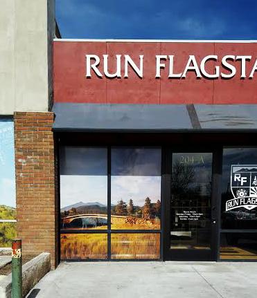 Run Flagstaff Store Front