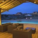 Club house vista interna