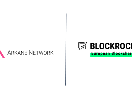 ARKANE accelerates blockchain as BLOCKROCKET member