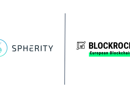 Spherity accelerates blockchain as BLOCKROCKET member